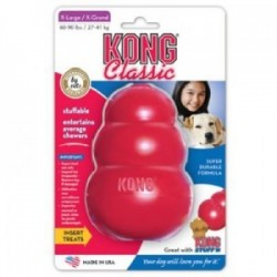 Juguete Perro Kong Classic Talla L