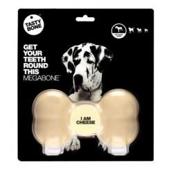 Juguete Perro Aroma Queso Tasty Mega Bone