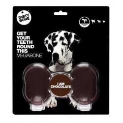 Juguete Perro Aroma Chocolate Tasty Mega Bone