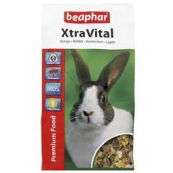 Pienso Conejo 1kg Xtravital Beaphar