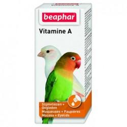 Vitamina A para Pájaros 20ml Beaphar