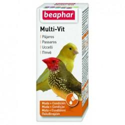 Multi-Vitaminas para Pajaros 20ml Beaphar