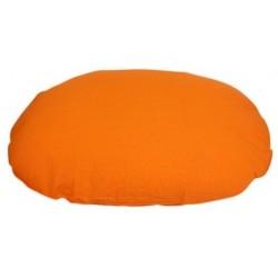 Cama Perro Ovalada Naranja 100cm Lex&Max