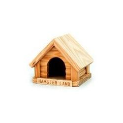 Casa de madera mini Freedog