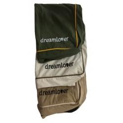 Funda Soft Dreamlover Marrón Pequeño 90x60x10cm