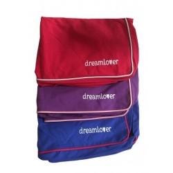 Funda Soft Dreamlover Azul Pequeño 90x60x10cm
