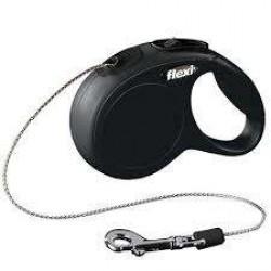 Flexi Perro New Classic Cordon Negro Talla XS