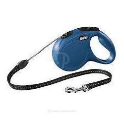 Flexi Perro New Classic Cordon Azul Talla S