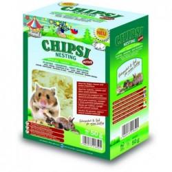 Lecho Roedores Chipsi Nesting Active 50 gr  Cat's Best