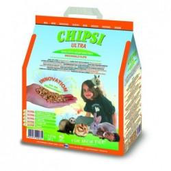 Lecho Roedores Chipsi Ultra 10 litros (4,3 Kg) Cat's Best