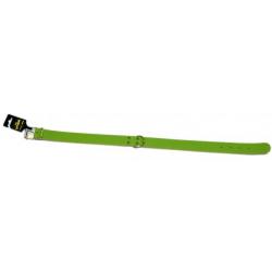 Collar Perro Piel Mountain Verde Talla 70