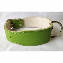 Collar Perro Bulldog Verde Talla 60