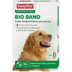 Collar Antiparasitario Perro Bioband Margosa (neem) Beaphar