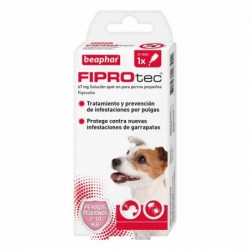 Fiprotec Spot On Para Perro 2-10kg (1x0