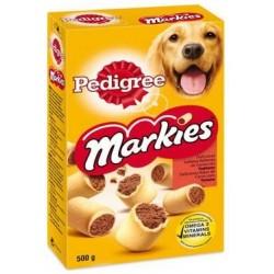 Snack Perro Markies 500gr Pedigree