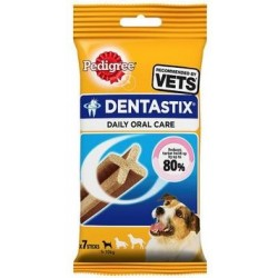 Snack Perro Dentastix Pequeño 7uds Pedigree