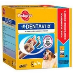 Snack Perro dentastix Pequeño 56uds Pedigree