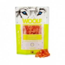 Snack Perro Trocitos de Pollo 100gr Woolf