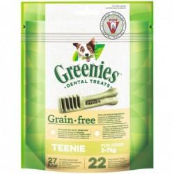 Snack Dental Perro Mini 170 gr. Grain Free Greenies
