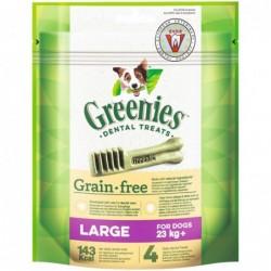 Snack Dental Perro Grande 170 gr. Grain Free Greenies