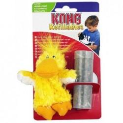 Peluche Para Gato  Pato (Catnip Gratis) Kong NY4