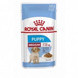 Royal Canin Pienso Húmedo Medium Puppy 1x140gr