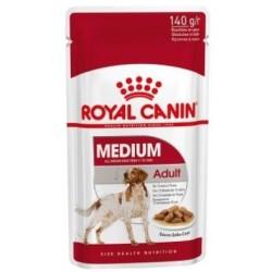 Royal Canin Pienso Húmedo Medium Adult 1x140gr