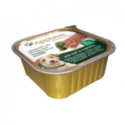 Pienso Perro Paté Ternera y Vegetales 150 gr. Applaws