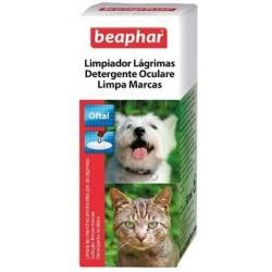 Limpiador Lágrimas Para Perro y Gato Oftal 50ml Beaphar