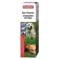 Gotas Para Limpiar los Ojos de Perros y Gatos 50ml Beaphar