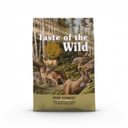 Pienso Perro Pine Forest 2kg TOW9058