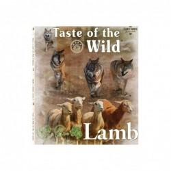 Pienso Perro Wet Lamb & Chicken Tarrina 1 x 390gr TOW9712