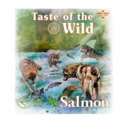 Pienso Perro Wet Salmon & Herring Tarrina 390gr TOW9714