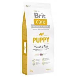 Pienso Perro Puppy Lamb and Rice 12kg Brit Care