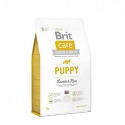 Pienso Perro Puppy Lamb and Rice 3kg Brit Care