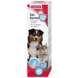 Limpiador Dientes Perro y Gato en Gel 100gr Beaphar