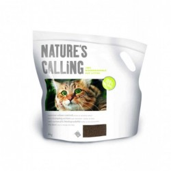 Arena para Gato Natures Calling 6 Kg. Applaws