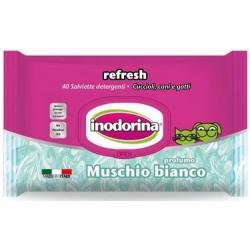 Toallitas Perro y Gato Refresh Almizcle Inodorina
