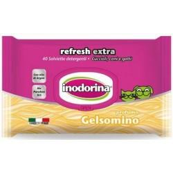 Toallitas Perro y Gato Refresh Extra Jazmín Inodorina