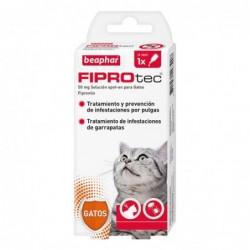 Pipetas Antiparasitarias Gato 1 x 50 mg. Beaphar
