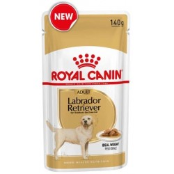 Royal Canin Wet Labrador 1x140 Gr. Caducidad 20/01/2022