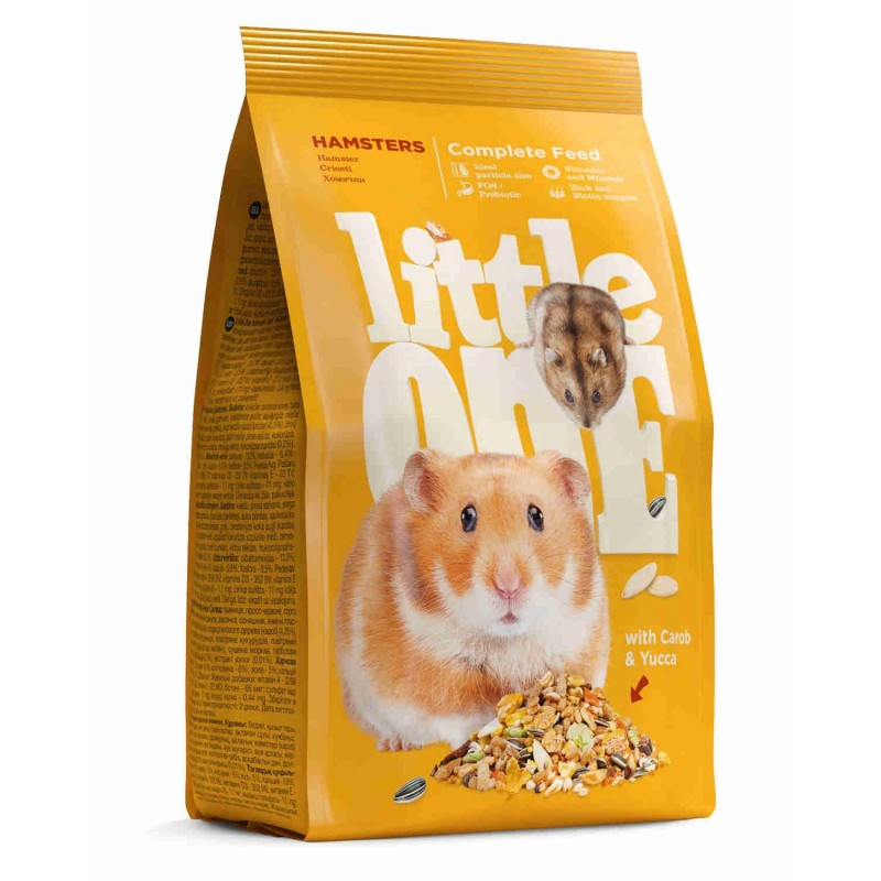 Pienso para Hamsters 900 gr. Little One