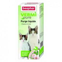 Antiparasitario Interno Gato Solución 50ml Beaphar
