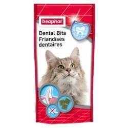 Bocaditos Dental Bits Gato 35 gr