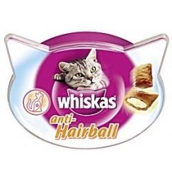 Snack Gato Anti-Hairball 60gr Whiskas
