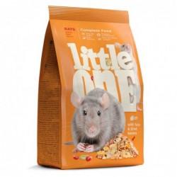 Pienso para Ratas 900 gr. Little One