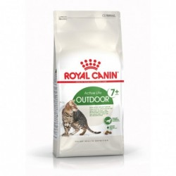 Royal Canin Pienso Gato Outdoor +7 2kg