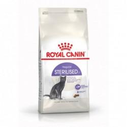 Royal Canin Pienso Gato Sterilised 400gr