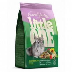 Pienso para Chinchillas Green Valley 750 gr. Little One