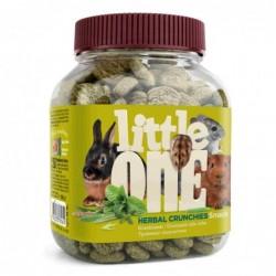 Snack Roedores Crujientes de hierbas 100 gr. Little One